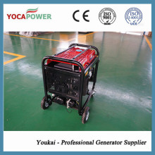 4kw Generating & Welding & Air Compressor Integrated Set by Gasoline Engine