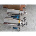BAW stainless steel food grade anggur pompa sentrifugal