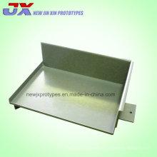 Металл точности Штемпелюя изготовление частей гнуть заварка металлического листа OEM частей
