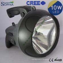 10W Luz de emergência nova, luz de incêndio, lâmpada de saída, luz indicadora