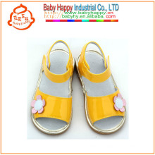 cheap price high quality toddler squeaky shoes