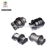 personalizado de aço inoxidável não-padrão / peças usinadas CNC de alumínio