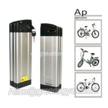 Silver Fish 48V 10AH Bicicleta Li Battery