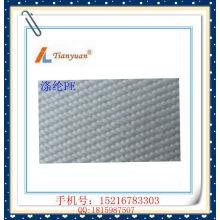 Paño de filtro de poliéster resistente al ácido para prensa de filtro