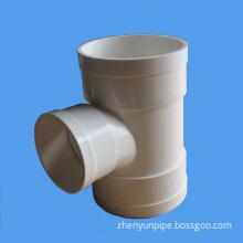 Plastic PVC Straight Tee (PVC-13961)