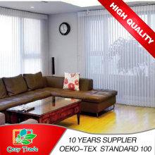 Prix compétitif de bonne qualité 89mm, 100mm, 127mm Maison, bureau, tissu à store et à l'ombre vertical à usage hospitalier