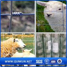 2016 Melhor Preço Gado / Ovinos / Fabricante de Cerca de Campo Animal