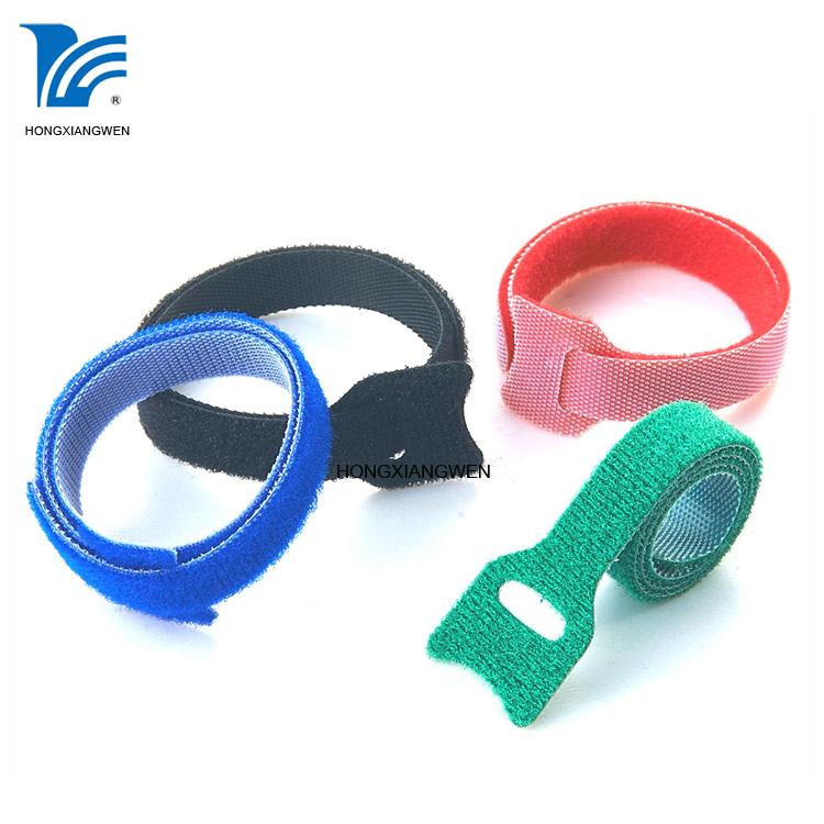 Hook and Loop Tie Wrap