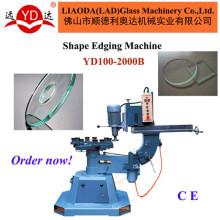 A Stype regards Chine fabrication en verre forme bordure Machine