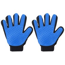 Best Quality for Leather Work Gloves Pet Deshedding Brush Glove Great for Cats/Dogs supply to France Supplier
