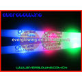 neon LED brilho baton baton para festa toda noite vender 2016