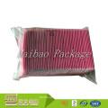 Großhandelsgewohnheits-gedruckte Versandanhänger stoßfestes starkes Selbstversiegelndes Polyluft-Blasen-Rosa gepolsterte Umschläge