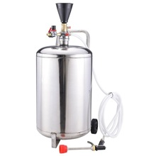 Stainless Steel Drum Foam Machine