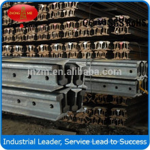 heavy railway steel rail from China 38kg 75kg heavy rail
