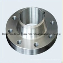 High Quality Stainless Steel Weld Neck Flanges