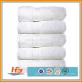 100% cotton good quality hotel skin-friendly embroidery dobby white bath towel