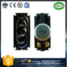 Heißer Verkauf Notebook Lautsprecher 8 Ohm Notebook Lautsprecher Mini Lautsprecher