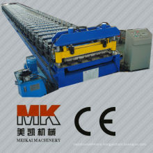 arched metal roofing sheet forming machine