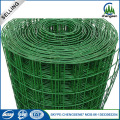 8 mengukur PVC Coated Welded Wire Mesh Coils