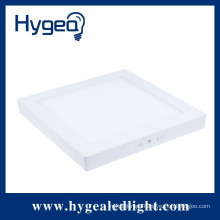 20W Indoor housing high quality led panel light with surface mounted
