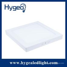 20W Крытый корпус высококачественного светодиодного панельного света с поверхностным монтажом
