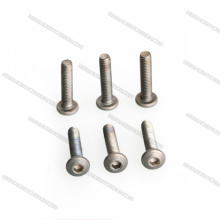 Titanium Hex Socket Pan Head Screws Allen Screws for Drones/Helicoper Best price DIN912 Titanium Screws