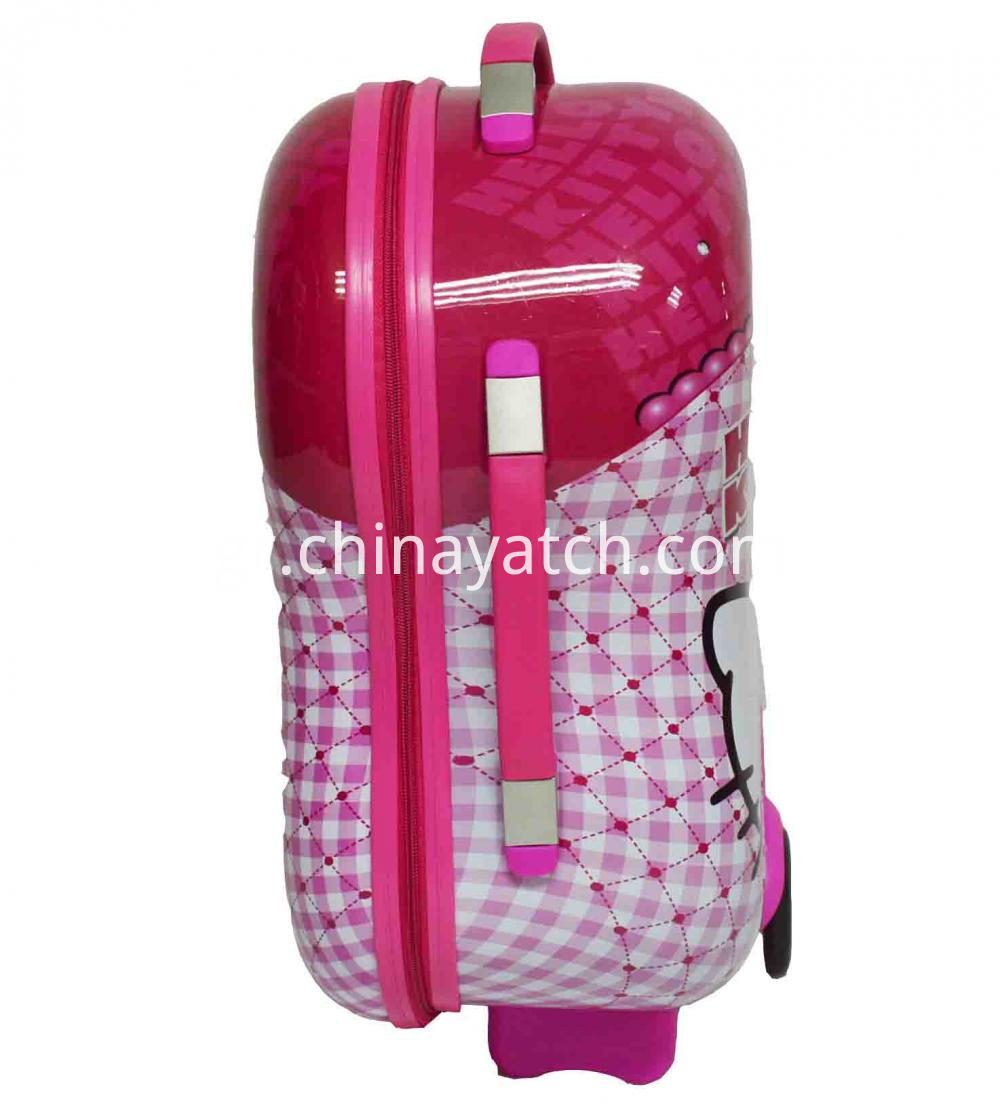Hello Kitty PC Trolley Case