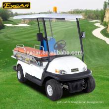 2017 nouveau chariot électrique d'ambulance de conception