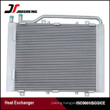 Bar And Plate Excavator Oil Cooler For PC120-6