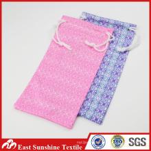 Microfiber Mini Drawstring Bags