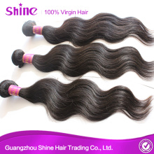 Factory Brazilian Virgin Human Hair Weave