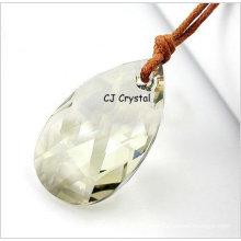 Perlas De Cristal Largas