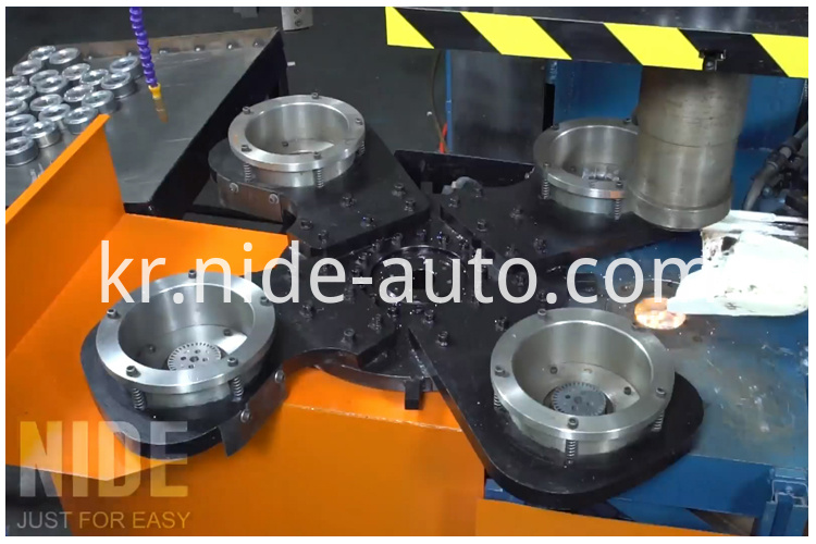 Rotor-die-casting-machine91
