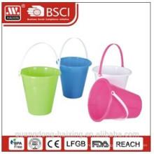 kids plastic bucket 3.5L