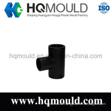 Plastic Injection Pipe Fitting Mould for Tee