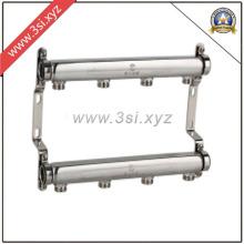 Коллектор водяного насоса из нержавеющей стали для сепаратора воды с подогревом пола (YZF-M808)