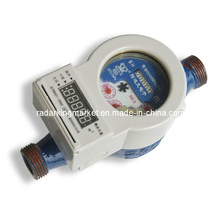 Wireless Remote Reading Water Meter for Cold and Hot Water