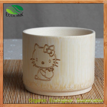 Discount Besutiful Bamboo Soup Bowl for Children