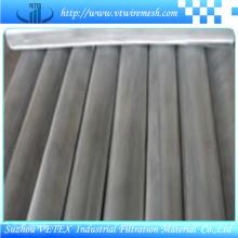 Filet de filtre d'acier inoxydable avec le rapport de GV