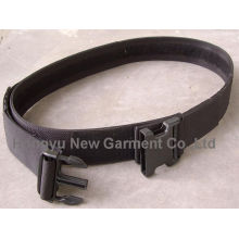 High Quality Fashion Police Waist Belt with Hook & Loop