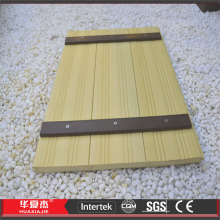 WPC Flooring Materials / Composite Deck Alternative Flooring