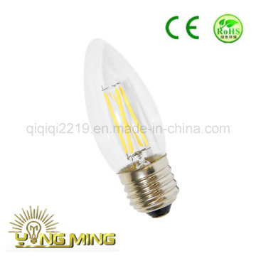 C35 3.5W E27 Dim Clear Work Light LED Filament Lamp