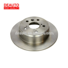 Car Engine Spare Parts 42431-33050 Brake Disc for Japanese cars