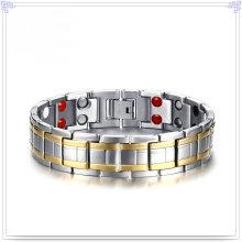 Joyería de moda pulsera magnética pulsera de titanio (TB101)