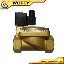 Venta al por mayor alibaba 2way aire 24v solenoide valve