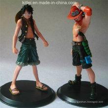 Meilleur vendre le jouet de figurine en plastique pour la décoration