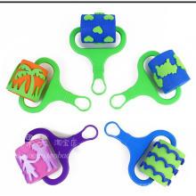 acessórios artesanais feitos à mão, gravador de rolos, gravadores de EVA coloridos