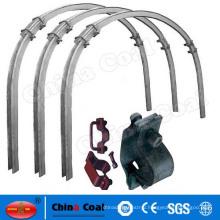 Factory custom mine support steel