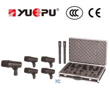 Kit de batería con cable, micrófono de batería