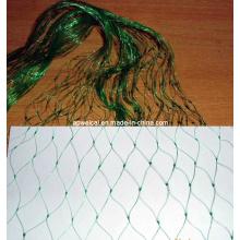 Extruded Green Bird Nets, 0.025$/Sqm